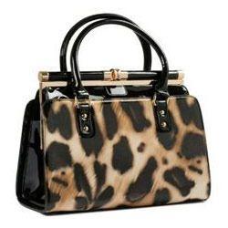 Tiger Print Party Handbags