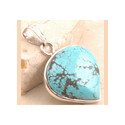 Luxurious Turquoise Pendent