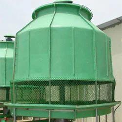 Bottle Shape FRP Cooling Tower