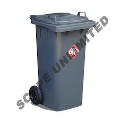 Large Two Wheeled Bin