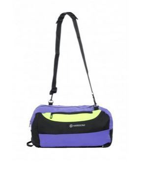 71bd8bd0a108 Boomerang 32l Purple And Black Gym Bag