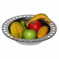 Aluminum Salad Bowl