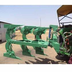 Tractor Operated Hydraulic Reversible Plough Three Bottom