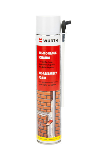 Wuerth - Polyurethane Foam Sealant Wholesale Distributor from Ahmedabad