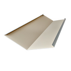 Steel Central Roof Flashing