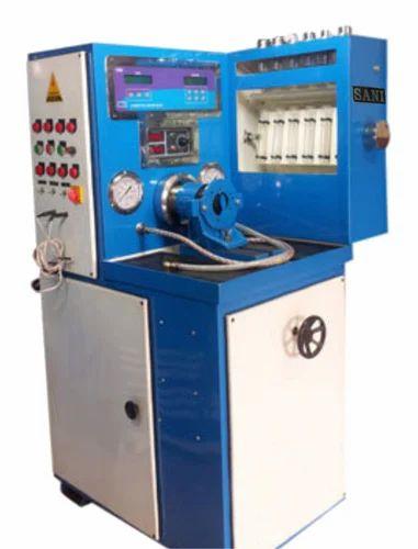 Diesel Fuel Injection Pump Test Bench - Sani Machine Tools
