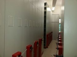 High Rise Compactor Storage System