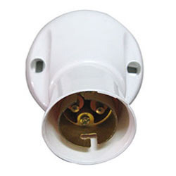 Angle Metal Bulb Holder