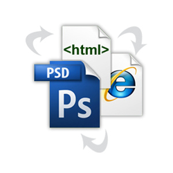 PSD to HTML Coding Services