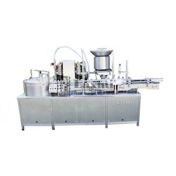 Automatic High Speed Bottle Two Head Filling Machine