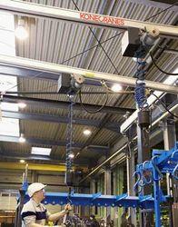 Aluminum Light Crane Systems