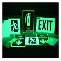Night Glow Sign Board