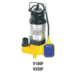 Submersible Pump With Float V180F