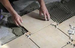 Natural Tile Fitting Work