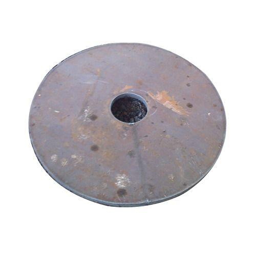 45 x 10mm Thick Mild Steel Circle