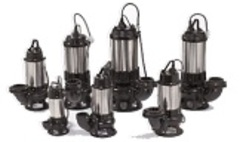 Submersible Sewage And Waste Water Pumps