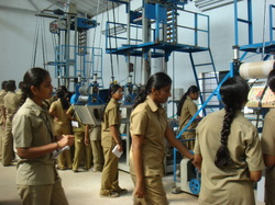 Factory Visit for Students