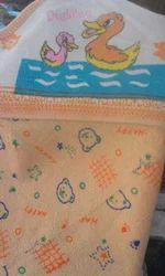 Printed Baby Hooded Towel