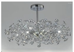 Diyas Crystal Chandelier Savanna