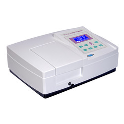 Single Beam UV Visible Spectrophotometer