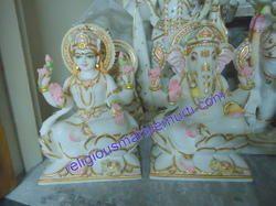 Lakshmi Maa Marble Statue