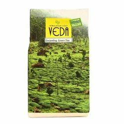 Madhubani Paper Pouch Ginger Green Tea 200 gm