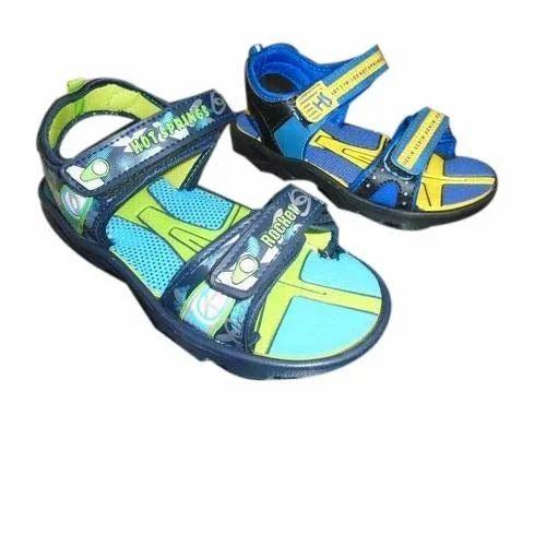 Designer Kids PU Sandals, Kids Casual