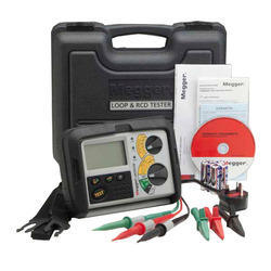 Combined loop and RCD tester