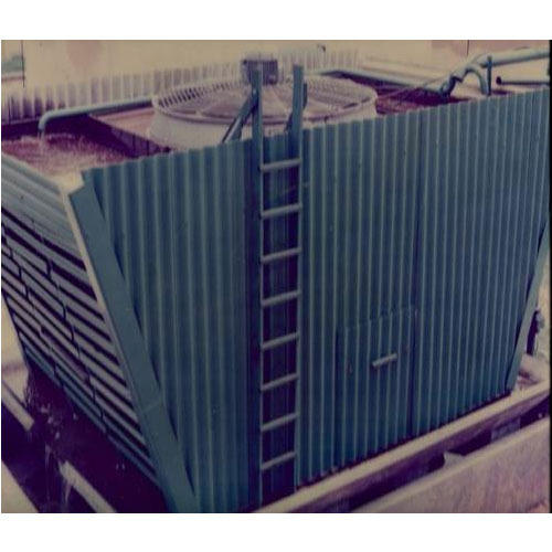 Wooden Cross Flow Design Cooling Towers Induced Draft Type Id