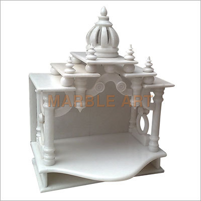White Marble Temple Home Decoration Rs 18500 Unit Akshar Moorti