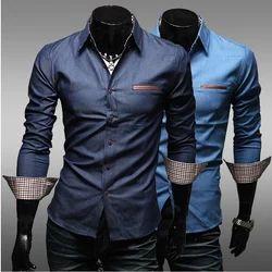Denim Fabric Shirts