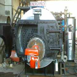 Riello Burner Gas Fired Boiler
