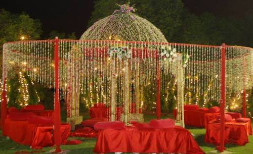 Wedding event and event management service provider komal tent read more tent decoration junglespirit Images