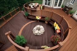 Decking Wood Flooring