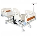 Surgitech Ivory Full Electric Hospital Bed, Size: 210 Cm(l) * 90 Cm(w) * 50 Cm H