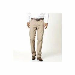 Men Cotton Casual Trousers