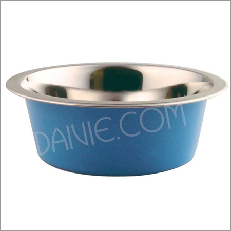 Powder Coated Pet Bowl