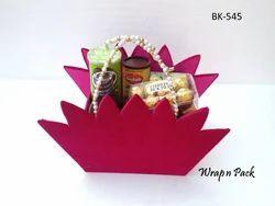 Lotus Designer Gift Basket
