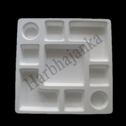 Acrylic Combo Plate Serving Tray