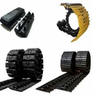 Polyurethane Rubber Track Pads, रबर ट्रैक पैड in Ahmedabad , Jk Corporation    ID: 5053669788