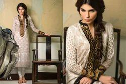 Printed Designer Embroidered Pakistani Suits