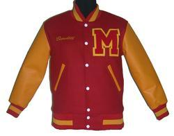Scarlet Bright Gold Baseball Jersey