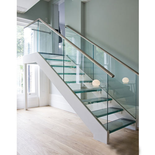 Marvelous New Model Glass Staircase