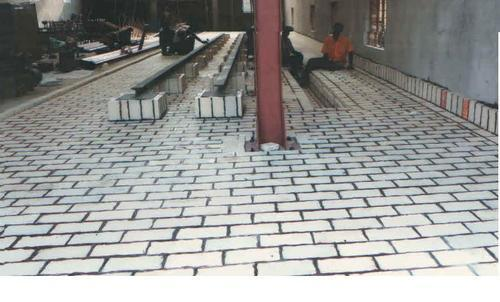 Types Of Flooring Acid Proof Linning Or Brick Linning