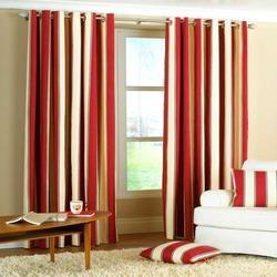 Striped Curtains At Rs 160 Meter
