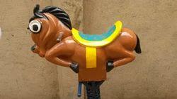 Horse Spring Swing
