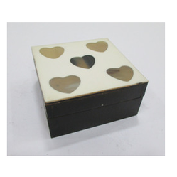 Rose Wood Jewelry Box