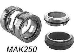 MAK250 Single Spring Seals