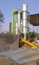 Biomass Turbo Dryer Machine