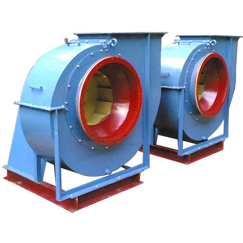 3.5 To 7.5KW Centrifugal Belt Drive Fan , Voltage : 220V , Fan Speed : 480-1450R/Min